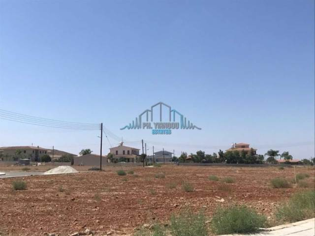 (For Sale) Land Plot || Nicosia/Tseri - 527 Sq.m, 105.000€
